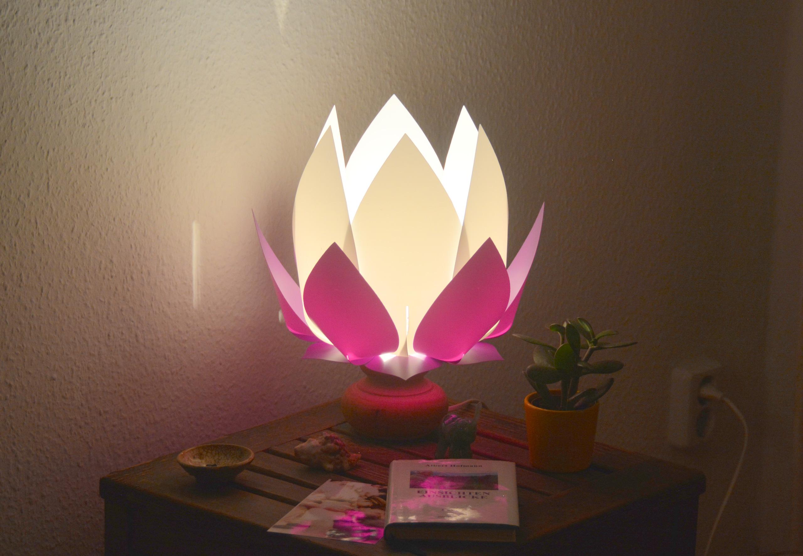 Lotus Flower Of Light